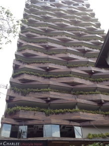 A good symbol of the modern and green movement in Poblado