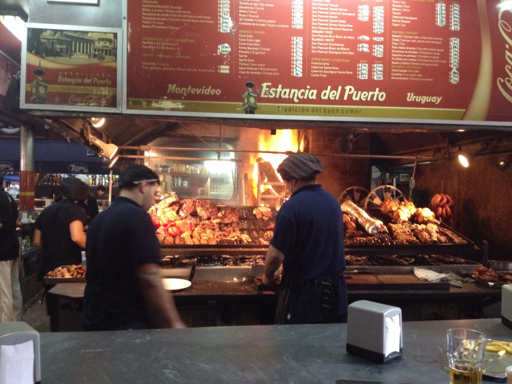 Montevideo Meat Market