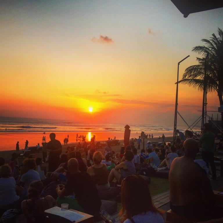 Sunset at Ku Da Te