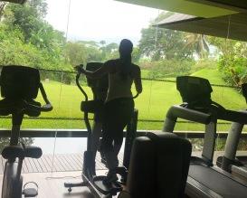 Maya Ubud gym