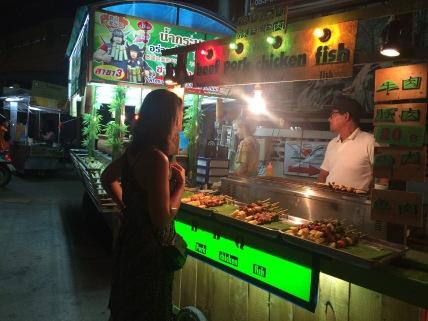 mmmmmm veggie kebabs