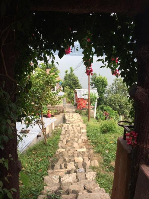 Entrance to the Garden of Eden