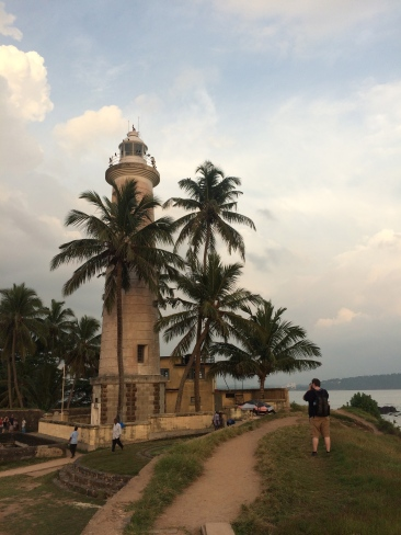 Lighthouse @ Galle Fort