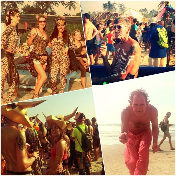 Goa Carnival!