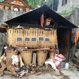 Sorcerer's house