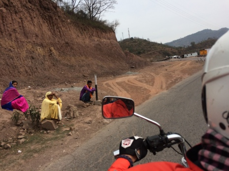 Road from Chandigarh to Kasol