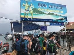 Lomprayah Speed Ferry station