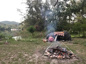 Women's sweatlodge