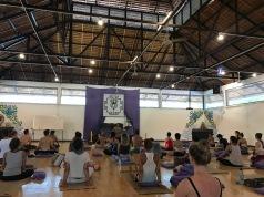 International yoga day @Agama