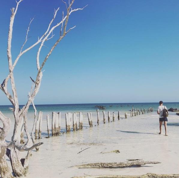 Walk to Punta Coco