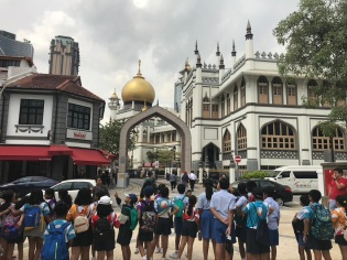 Masjid Sultan in Kampong Glam